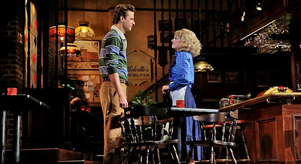 Cheers comes to the stage at the Broadway Playhouse. - MATTHEW JOHN HALLBACH