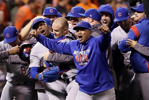 The Cubs: so good, so excitable, so large and likable - MARCIO JOSE SANCHEZ