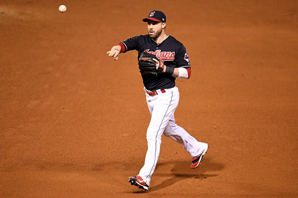 Cleveland Indians second baseman Jason Kipnis - JASON MILLER/GETTY IMAGES