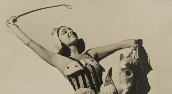"Ruth Page's Shakespeare-inspired dances are revisited as part of ""Creating Shakespeare"" at the Newberry Library. - COURTESY NEWBERRY LIBRARY"
