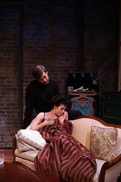 Porchlight Music Theatre's End of the Rainbow - KELSEY JORISSEN