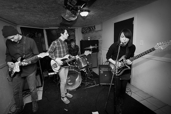 Negative Scanner will play the Infestational showcase at ChiTown Futbol on Saturday. - ROB KARLIC PHOTOGRAPHY