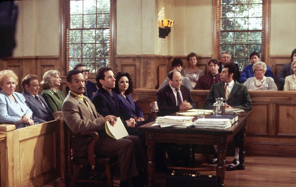 Grab a Festivus pole for the holiday edition of Seinfeld trivia at Reed's Local. - NBC
