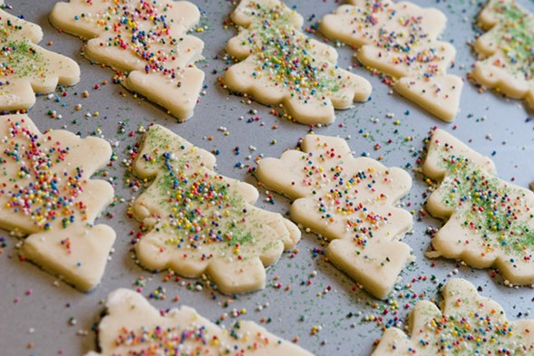 Cindy's becomes a sugary wonderland during the Holiday Cookie Pop-Up. - GETTY IMAGES/INGRAM PUBLISHING