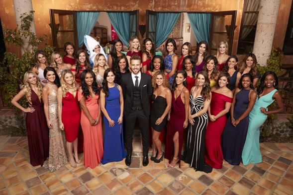 One of these lucky ladies could go on to be rejected on national television, just like Nick! - ABC