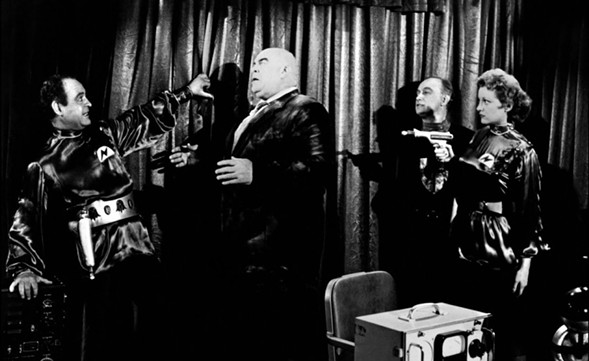 Plan 9 From Outer Space screens at midnight at this year's B-Fest.