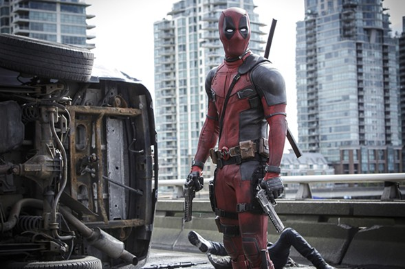 Debate the ups and downs of Deadpool at this month's Cinema Slapdown.