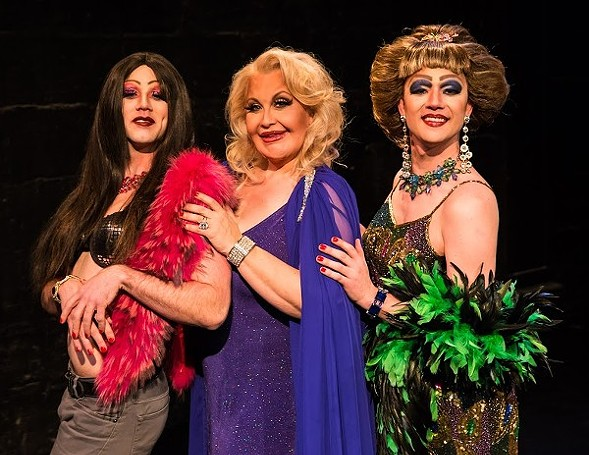 See Priscilla, Queen of the Desert as part of Chicago Theatre Week. - COURTESY PRIDE FILMS AND PLAYS