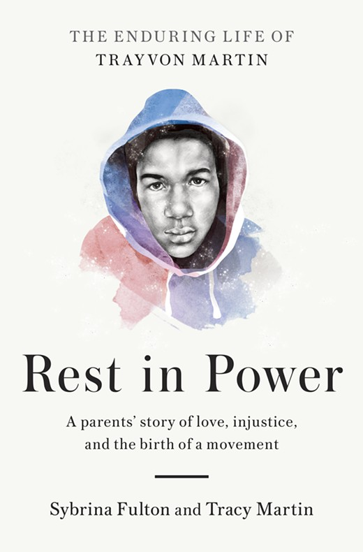 Trayvon Martin's parents discuss their new book on Thu 2/16. - COURTESY PENGUIN RANDOM HOUSE