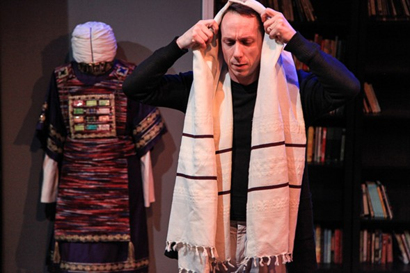 Forum Productions' Jesus the Jew as Told by His Brother James - EMILY SCHWARTZ