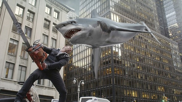There has to be some real science in Sharknado, right? - 2014 SYFY MEDIA, LLC
