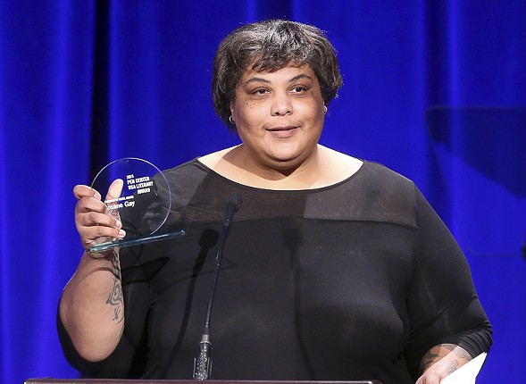 Roxane Gay talks Difficult Women on Wed 3/15. - GETTY IMAGES