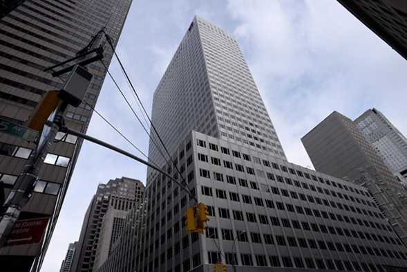 The Kushner Companies' deal with Anbang Insurance Group for the 41-story tower at 666 Fifth Avenue is worth $4 billion, which real estate experts say is unusually favorable toward the Kushners. - GETTY IMAGES / ERIC BARADAT