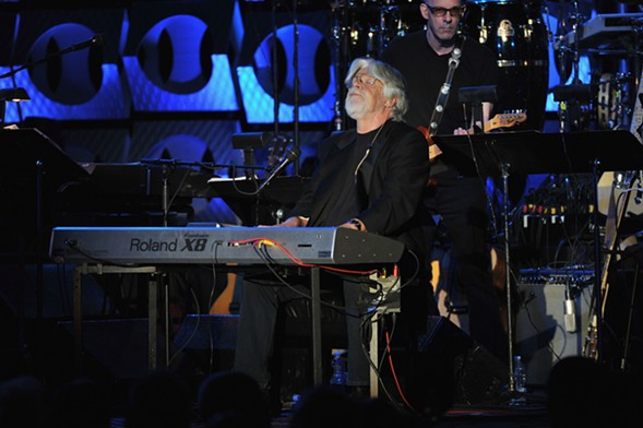 Why is it so difficult to stream Bob Seger's old time rock and roll? NPR explains. - THEO WARGO