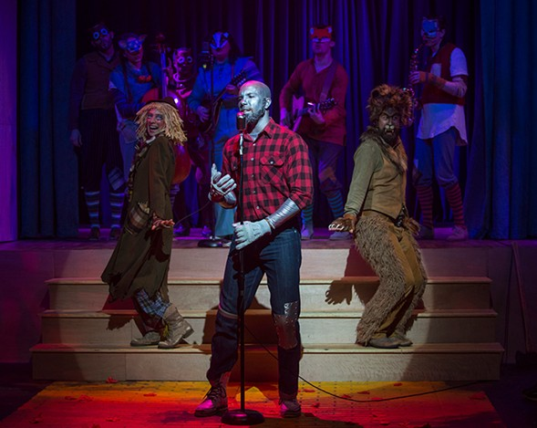 The Great and Terrible Wizard of Oz - COURTESY HOUSE THEATRE OF CHICAGO