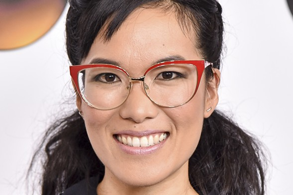 Ali Wong performs at the Chicago Theatre on Sat 4/8. - GETTY IMAGES