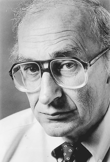 Legendary columnist Mike Royko died 20 years ago this month. - SUN-TIMES ARCHIVE
