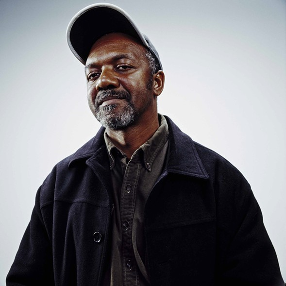 Kerry James Marshall discusses his work on Mon 5/15. - CAMERON WITTIG/COURTESY WALKER ART CENTER, MINNEAPOLIS