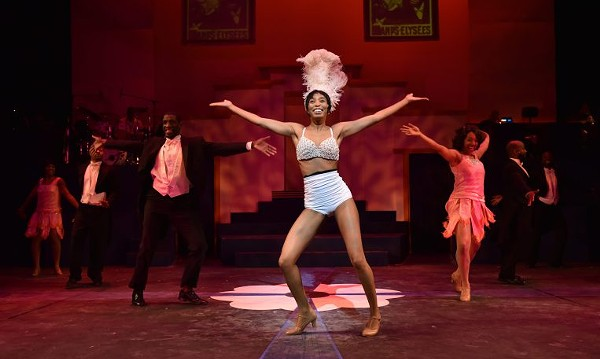 Black Ensemble Theater's Black Pearl: A Tribute to Josephine Baker - MICHAEL COURIER