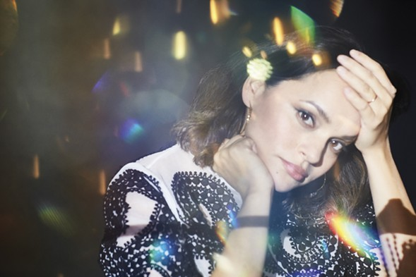 Norah Jones plays the Chicago Theatre this weekend. - DANNY CLINCH