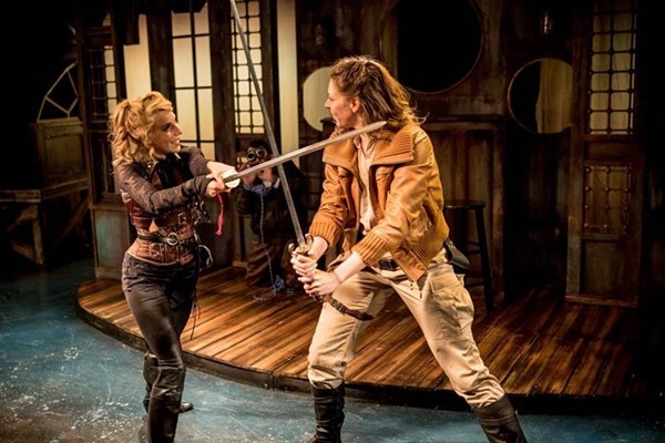 Otherworld Theatre's The Rogue Aviator - COURTESY INDIE GRANT PRODUCTIONS