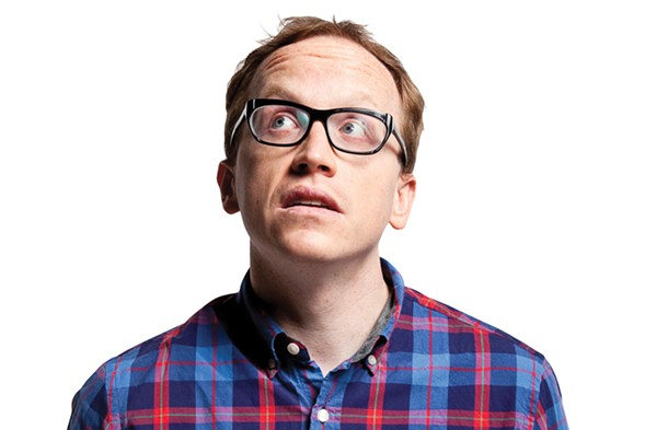 Chris Gethard lets his mind wander at Lincoln Hall on Tue 6/6.