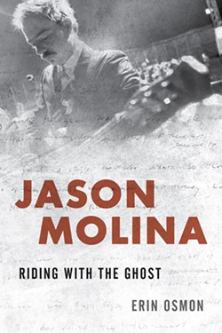 The cover of Osmon's book