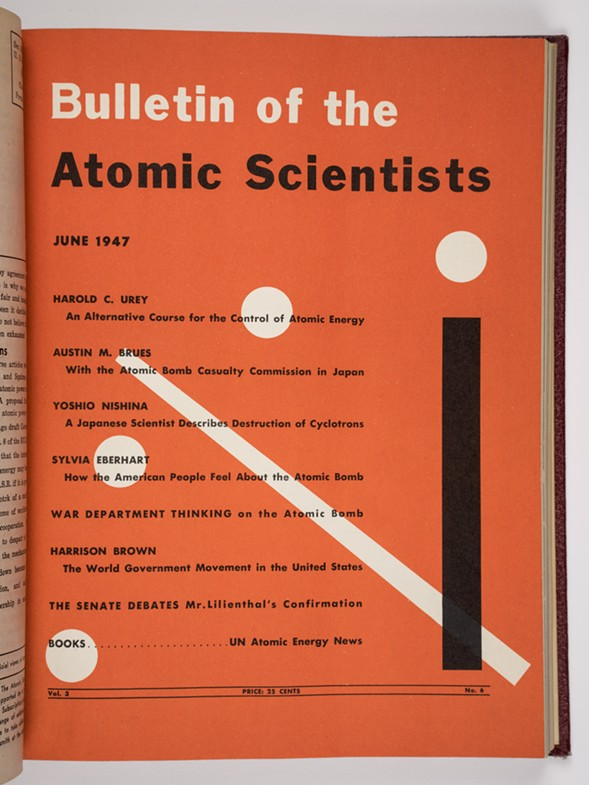 The original cover design that started it all. - MUSEUM OF SCIENCE AND INDUSTRY