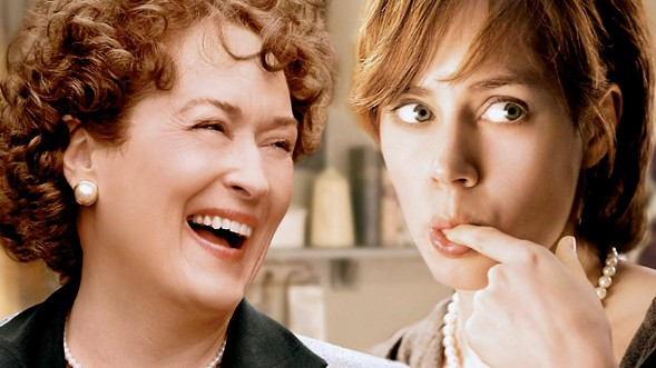 Julie & Julia plays in Millennium Park on Tuesday 6/27.