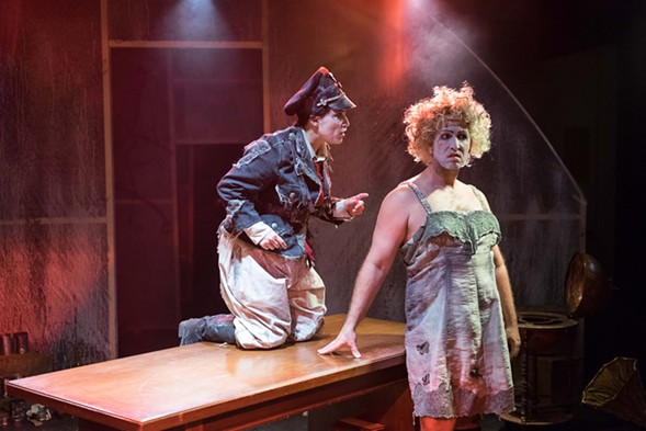 Akvavit Theatre's Hitler on the Roof - KARL CLIFTON-SODERSTROM