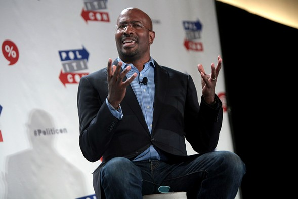 Van Jones visits the Chicago Theatre on Tue 8/8 as part of his We Rise tour. - GAGE SKIDMORE