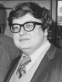 Roger Ebert, the legendary film critic, is inducted into the Chicago Literary Hall of Fame on Saturday. - CREATIVE COMMONS