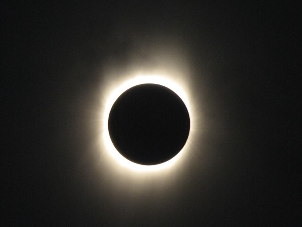 Chicago has plenty of prime spots to witness the rare solar eclipse on Monday 8/21. - WIKIMEDIA COMMONS