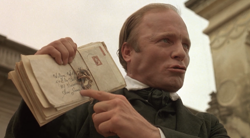 Ed Harris in Walker