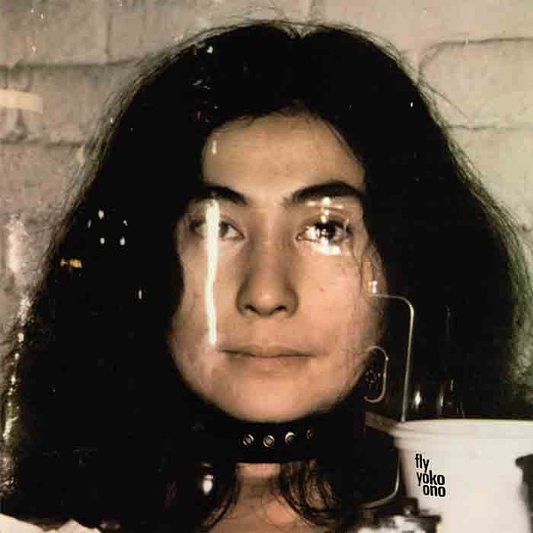 The cover of Yoko Ono's Fly