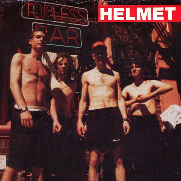 Helmet in 1992 - COURTESY THE ARTIST