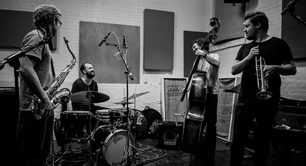 The hard-hitting Norwegian freebop quartet evokes the full range of jazz history in their music, but their vital energy and enthusiasm is all about the present