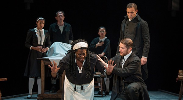 Steppenwolf for Young Adults' The Crucible - MICHAEL BROSILOW