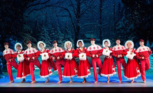 Irving Berlin's White Christmas, at the Cadillac Palace - JEREMY DANIEL