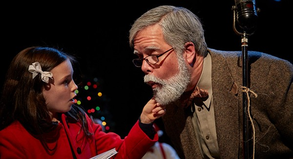 The Artistic Home's Miracle on 34th Street: A Radio Play - YEVA DASHEVSKY/MERCURY PHOTO