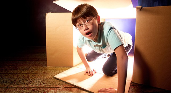 Filament Theatre's Forts! A Build Your Own Adventure - PAUL AUDIA