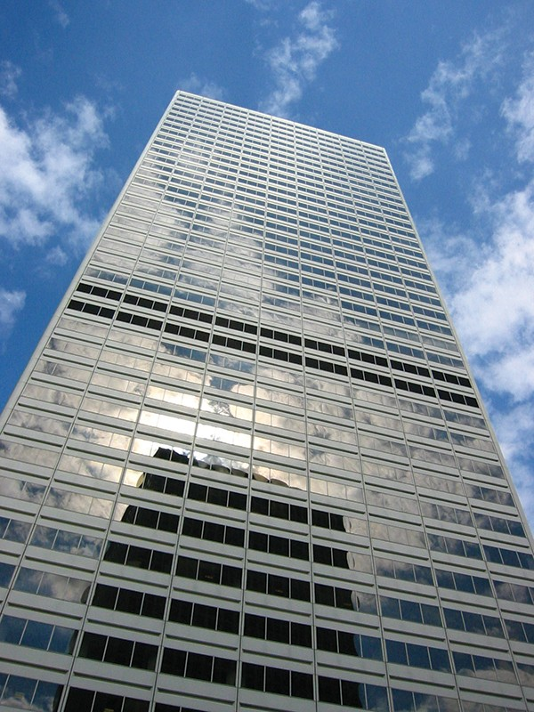200 South Wacker Drive, already home to one TIF beneficiary, Ziegler financial services