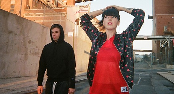 Sleigh Bells plays the Metro on 1/31