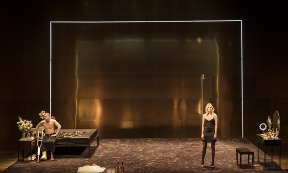 Watch Cat on a Hot Tin Roof via satellite at Music Box Theatre, 3/5.