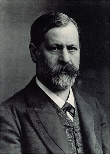 Is Sigmund Freud available for a consultation? - CHRISTIAN LUNZER/WIKIMEDIA COMMONS