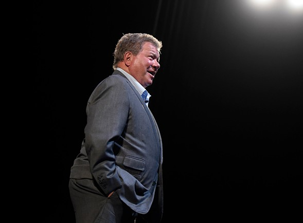 William Shatner - KRIS CONNOR