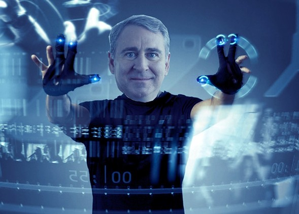 Ken Griffin's $10 million is expanding Chicago's Minority Report-like predictive policing program.