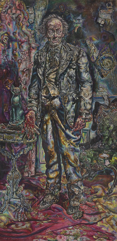 Picture of Dorian Gray (1943-'44) - THE ART INSTITUTE OF CHICAGO