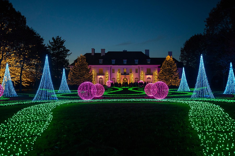 Winterlights - IMAGE COURTESY OF NEWFIELDS