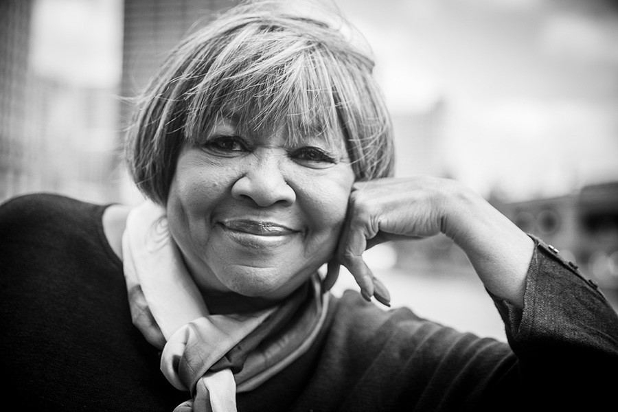 Mavis Staples headlines Jay Pritzker Pavilion on Sunday night. - CHRIS STRONG PHOTOGRAPHY